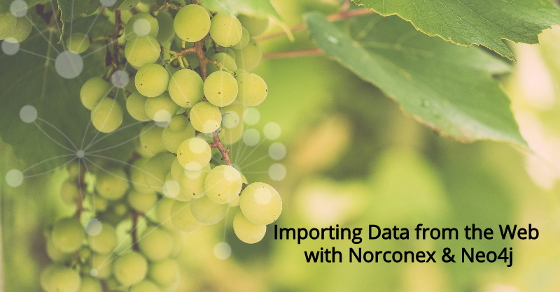Get down into the details of important data from the web with Norconex and Neo4j.