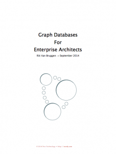 Graph Databases for the Enterprise Architects