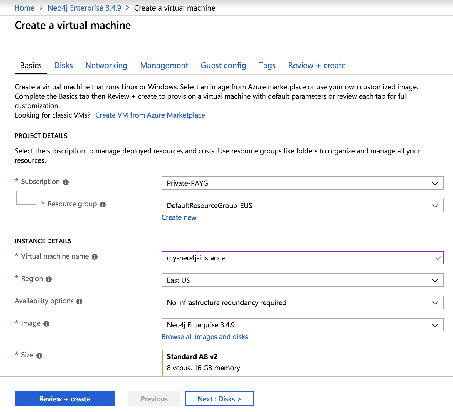 Hosting Neo4j on Microsoft Azure - Neo4j Graph Database Platform