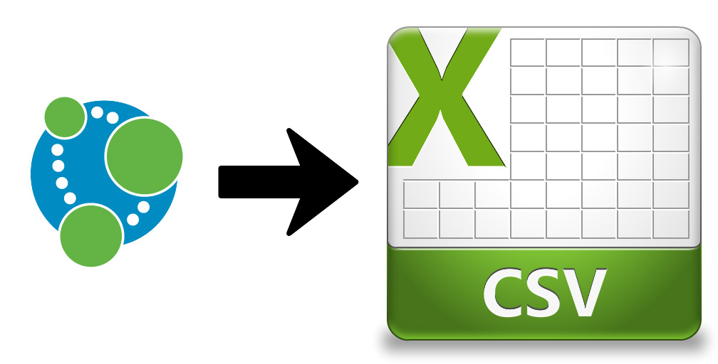 How to Export CSV from Neo4j with Curl, Cypher and JQ - Neo4j Graph