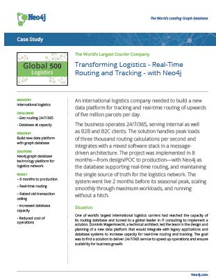 Case Studies Utilizing Real Time Data Analytics