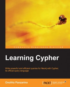Learning Cypher Book by Onofrio Panzarino