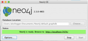 The New Neo4j 2.3 Mac Launcher
