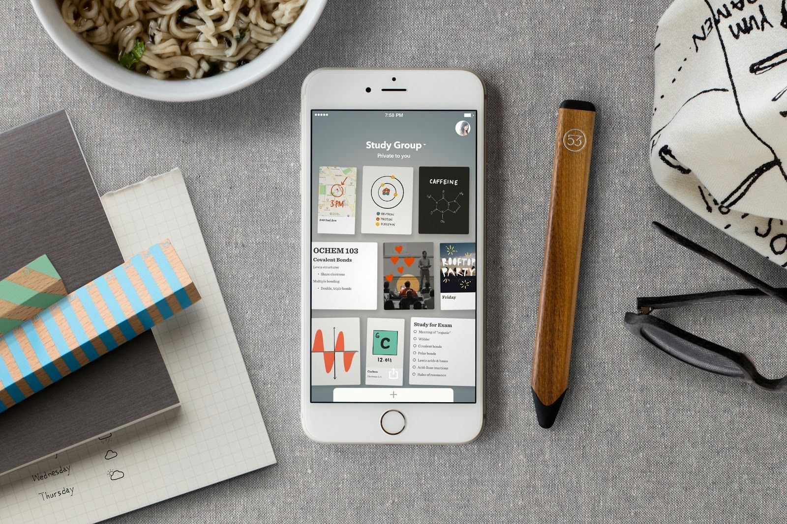 Learn More about Paper by FiftyThree and How to Use It at GraphConnect San Francisco