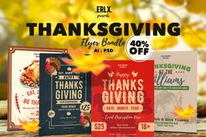 Thanksgiving Bundle Set