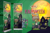 Halloween Party Bundle templates