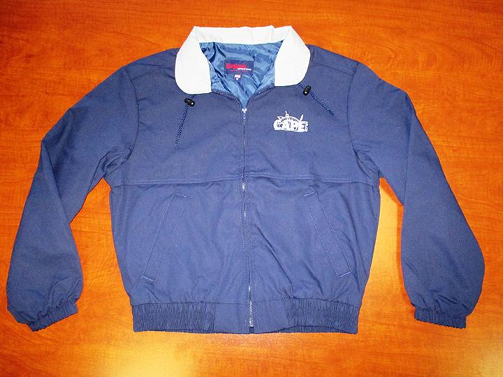 CAPE Windbreaker Jacket