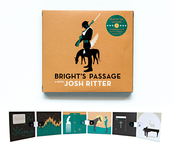 Bright's Passage Audiobook (6 CD Set) thumb