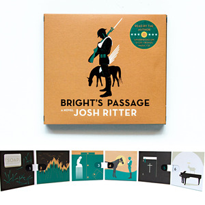 Bright's Passage Audiobook (6 CD Set) thumb