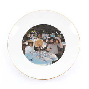 Big Business: Mind The Drift Ceramic Collector's Plate thumb