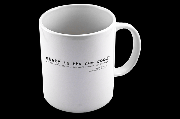 Shaky New Cool Coffee Mug Rick Shapiro