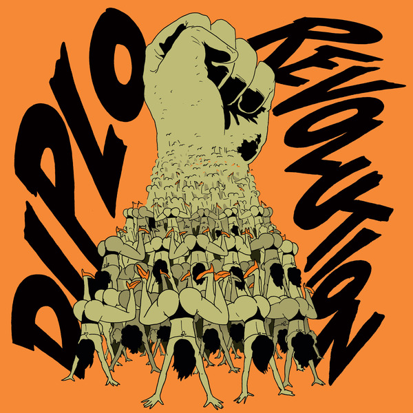 Diplo: Revolution CD thumb