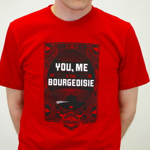 You, Me & The Bourgeoisie T-Shirt thumb