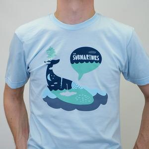 Whale T-Shirt thumb