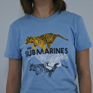 Tigers Ladies T-Shirt thumb