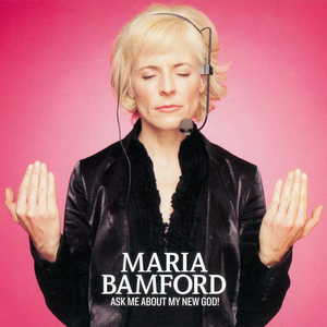 Maria Bamford: Ask Me About My New God CD/DVD thumb