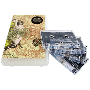Horse Feathers: KRS Archives Vol. 1 - 4 Cassette Box Set thumb
