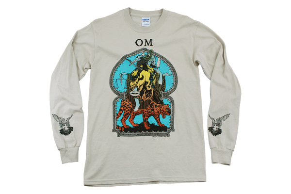 Durga long sleeve t shirt om online store apparel for T shirts store online