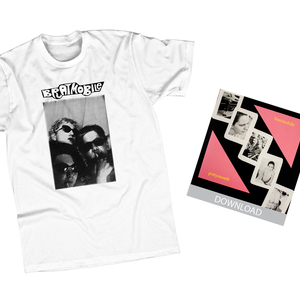 Bratmobile: Pottymouth T-Shirt + Digital Download Bundle thumb