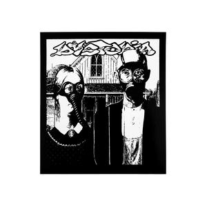 Dystopia: American Gothic Vinyl Sticker thumb