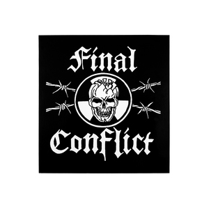 Final Conflict: Vinyl Sticker thumb