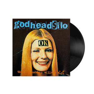 GodheadSilo: Thee Friendship Village 4-Song EP Vinyl 7