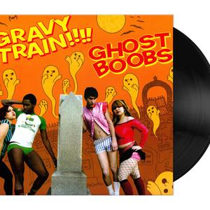 Gravy Train!!!!: Ghost Boobs Vinyl 12