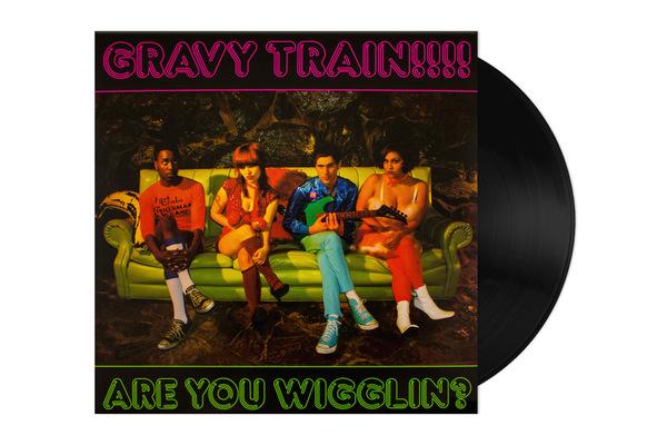 Gravy Train Are You Wigglin Vinyl Lp Kill Rock