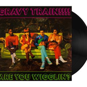 Gravy Train!!!!: Are You Wigglin? Vinyl LP thumb