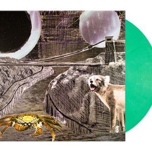 Deerhoof: Green Cosmos Vinyl 12