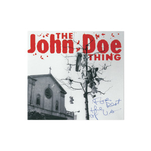 The John Doe Thing - For The Rest Of Us CD  thumb