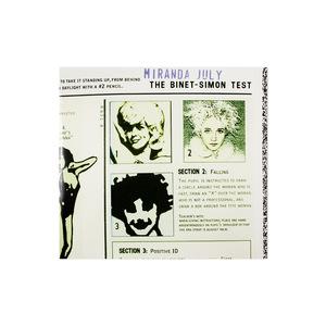 Miranda July: The Binet-Simon Test CD thumb