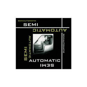 Semiautomatic - Semiautomatic CD thumb