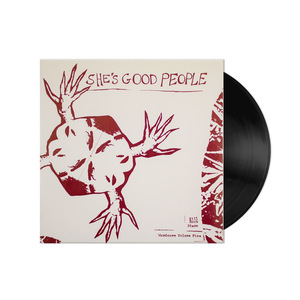 Juliana Luecking: She's Good People (wordcore v. 5) Vinyl 7