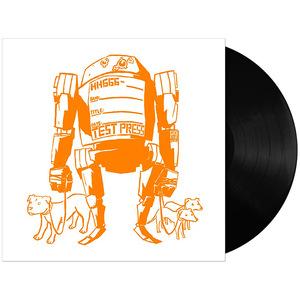 [TEST PRESS] Lustmord: JKB/Lustmord Remix LP thumb