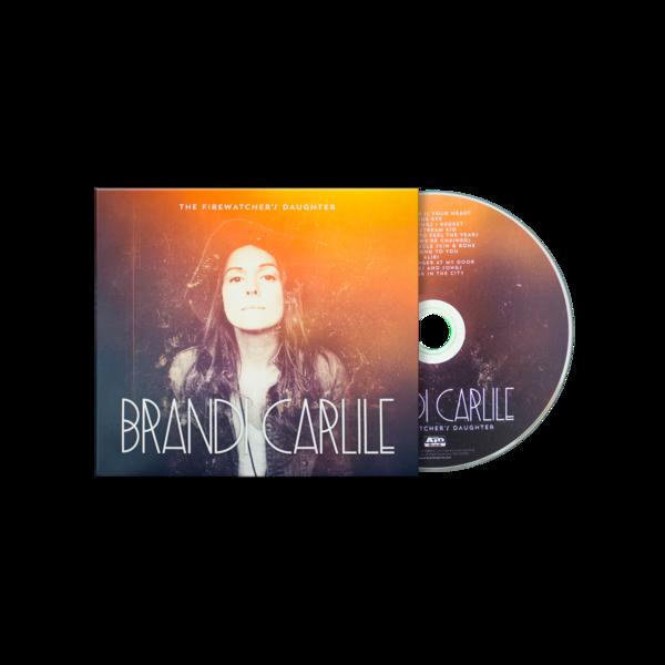 The Firewatcher S Daughter Brandi Carlile: The Firewatcher's Daughter CD