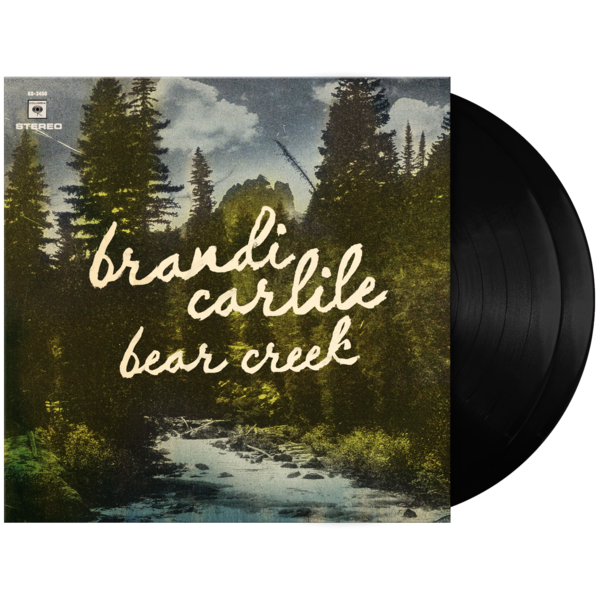 Hallelujah Live At Kcrw Com Brandi Carlile: Bear Creek Double Vinyl LP