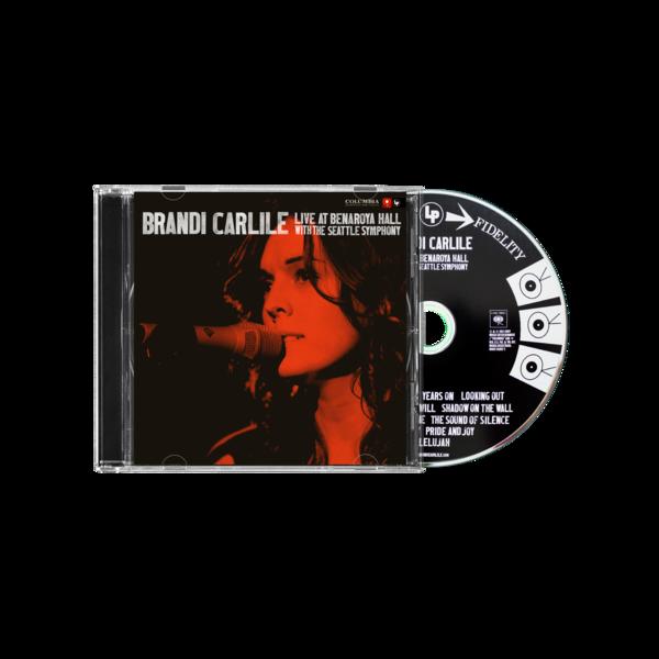 Hallelujah Live At Kcrw Com Brandi Carlile: Live At Benaroya Hall With The Seattle Symphony CD