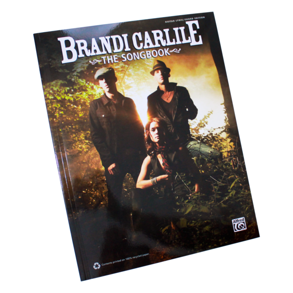 Songbook Includes Brandi Carlile The Story And Give Up The Ghost
