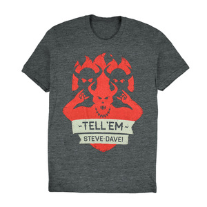 Demonic Shield Ladies T-Shirt thumb