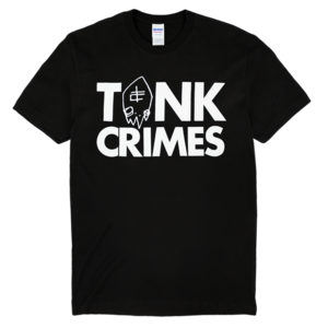 Tankcrimes T-Shirt (Black)  thumb