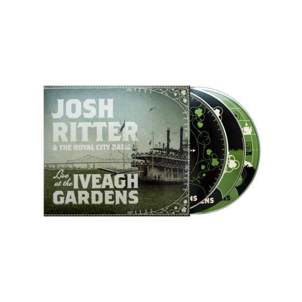 Live At Iveagh Gardens 2xCD + DVD thumb