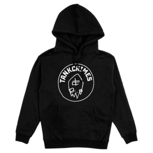 Tankcrimes: Logo Pullover Hoodie thumb