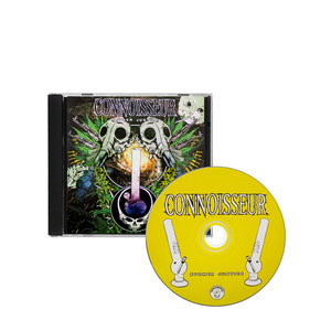 Connoisseur: Stoner Justice CD  thumb