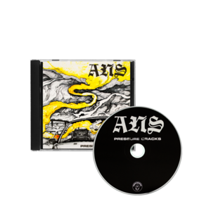A.N.S.: Pressure Cracks CD thumb