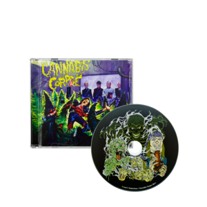 Cannabis Corpse: Beneath Grow Lights Thou Shalt Rise CD thumb