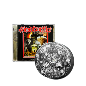 Final Conflict: Ashes to Ashes 2xCD thumb