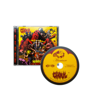 Ghoul: Maniaxe CD thumb