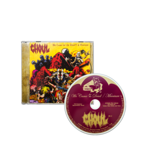 Ghoul: We Came For The Dead!!! & Maniaxe CD thumb