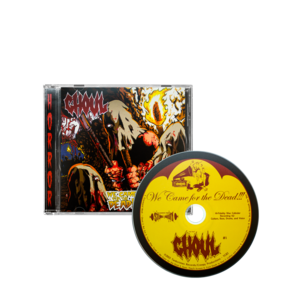 Ghoul: We Came For The Dead CD thumb